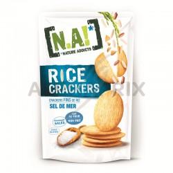 N.A! Rice crakers sel de mer 70g