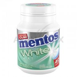 Mentos Bottle - White Menthe Verte sans sucres