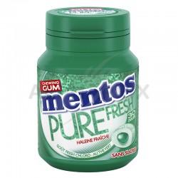 Mentos Bottle Pure fresh Chloro sans sucres
