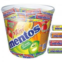 Mini mentos fruits mini en stock