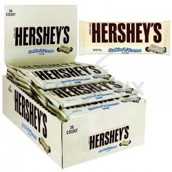 Cookies & cream bar 40g Hershey's en stock