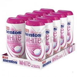 ~Mentos white always bubble fresh 30d s/sucre en stock