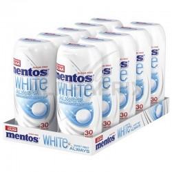 ~Mentos white always sweet mint 30d s/sucre en stock