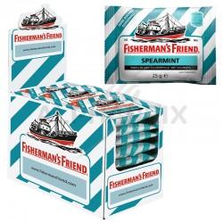 Fisherman spearmint (ex menthe douce) s/sucre en stock