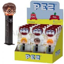 Pez figurines Harry Potter + recharge en stock