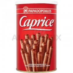 Caprice chocolat praline (cigares fourrés) 115g