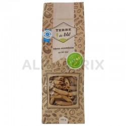 Pâtes Penne Rigate Terre de blé 500g en stock