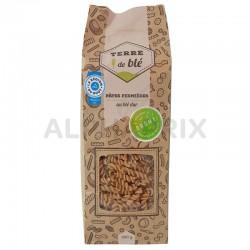 Pâtes Torti Terre de blé 500g en stock