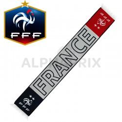 Echarpe equipe de france fff en stock