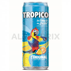 Tropico exotique original boîte 33 cl en stock