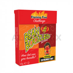 Jelly Belly bean Boozled Flaming Five 45g en stock