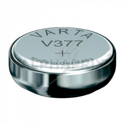 Piles montre 377 -sr66- en boîte de 10....Varta en stock