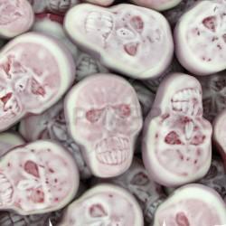 Tête de mort en bonbon gélifié lisse kg Vidal