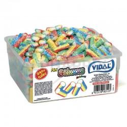 Mini stixxxs rainbow tubo Vidal en stock