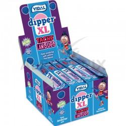 Dipper XL blue tâche langues framboise Vidal en stock