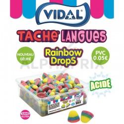 Drops rainbow tubo Vidal