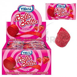 Rolla belta fraise Vidal en stock