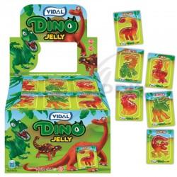 Dino jelly - Bestioles gélifiées Vidal