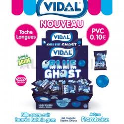 Bubble Gum Blue Ghost goût framboise en stock