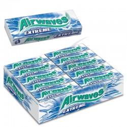 Freedent Airwaves extrème menthol en stock