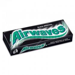 Freedent Airwawes dragées black menthol en stock
