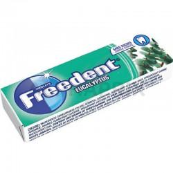 Freedent dragée eucalyptus - DLUO 24/05/21 en stock