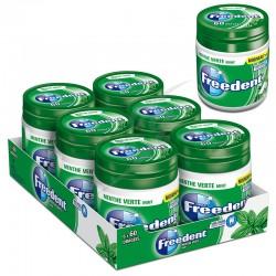 Box freedent menthe verte (chloro) 60 dragées - 84g en stock