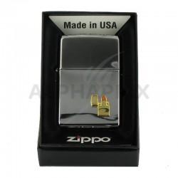 Zippo 250ze with 250ze lighter emblem en stock