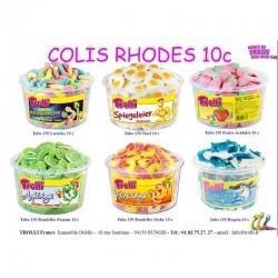 Colis Trolli Rhodes en stock