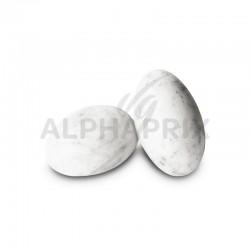 Pralissimo blanc moucheté - 1kg en stock
