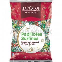 Papillotes Surfines coussin 1kg (940g net) Jacquot en stock
