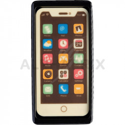Coffret smartphone blanc 40 g