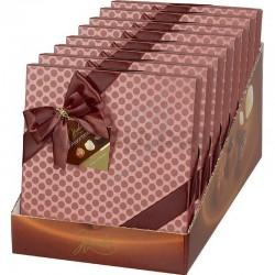 "Boîte chocolats assortis ""Terracotta Line"" 250g"