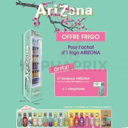 Armoire frigorifique Arizona en stock