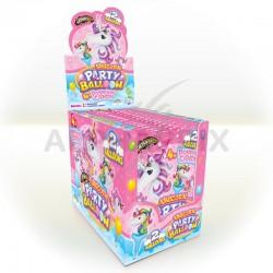 Party ballon Unicorn (Licorne) Johny Bee en stock