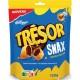 Kellogg's Trésor Snax chocolat lait 120g