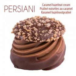 ~Chocolat lait praliné noisettes au caramel vrac en stock