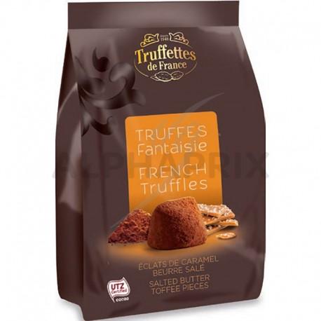 Mini truffes éclats de caramel au beurre salé 150g