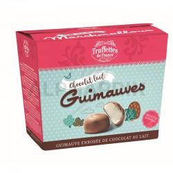Ballotin Guimauves enrobées de chocolat 200g en stock