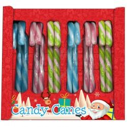Candy canes en boîte 180g (boîte de 12) en stock