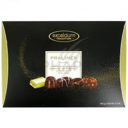Boîte assortiment chocolats Excelcium 180g en stock