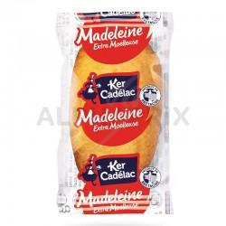 Madeleines moelleuses extra 25g en stock