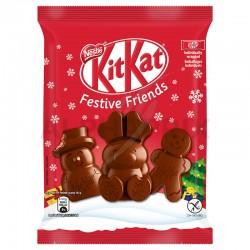 Kit Kat Figurines de Noël sachet 65g