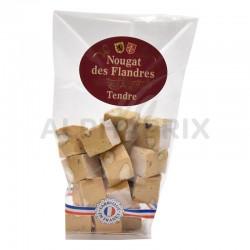 Nougats tendres caramel au beurre salé sachet 125g en stock