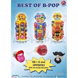 Lot Best OF B-Pop en stock
