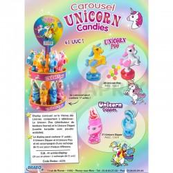 Display carousel Unicorn 41 uvc en stock