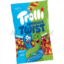 Squiggle twist vrac Trolli