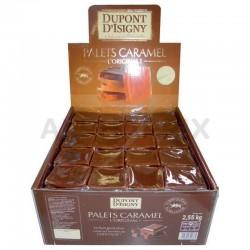 Caramels palets chocolat Dupont d'Isigny en stock