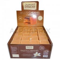 Caramels palets vanille Dupont d'Isigny en stock