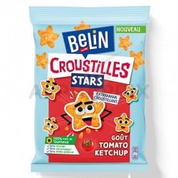 Belin Croustilles Stars Ketchup 90g